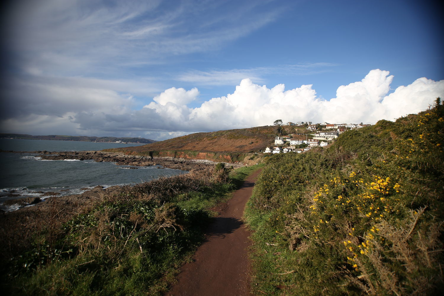 PLYMOUTH west coast path