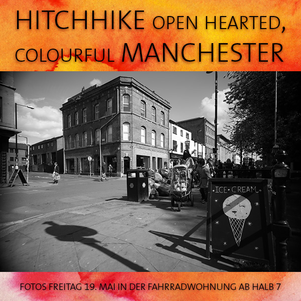 HITCHmanchester