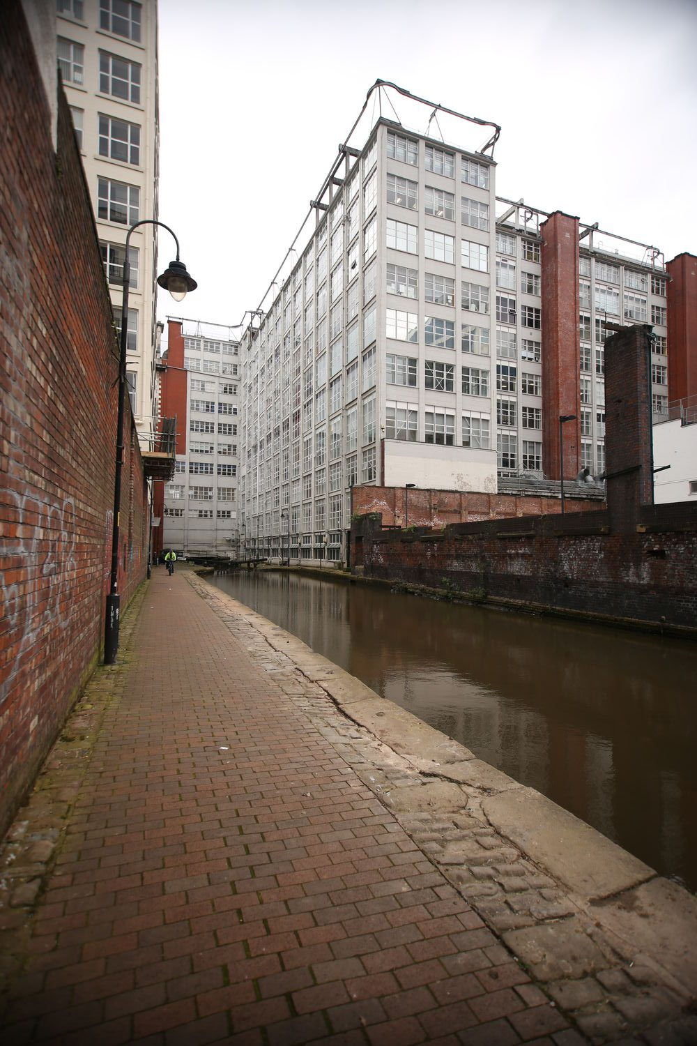 MANCHESTER canal