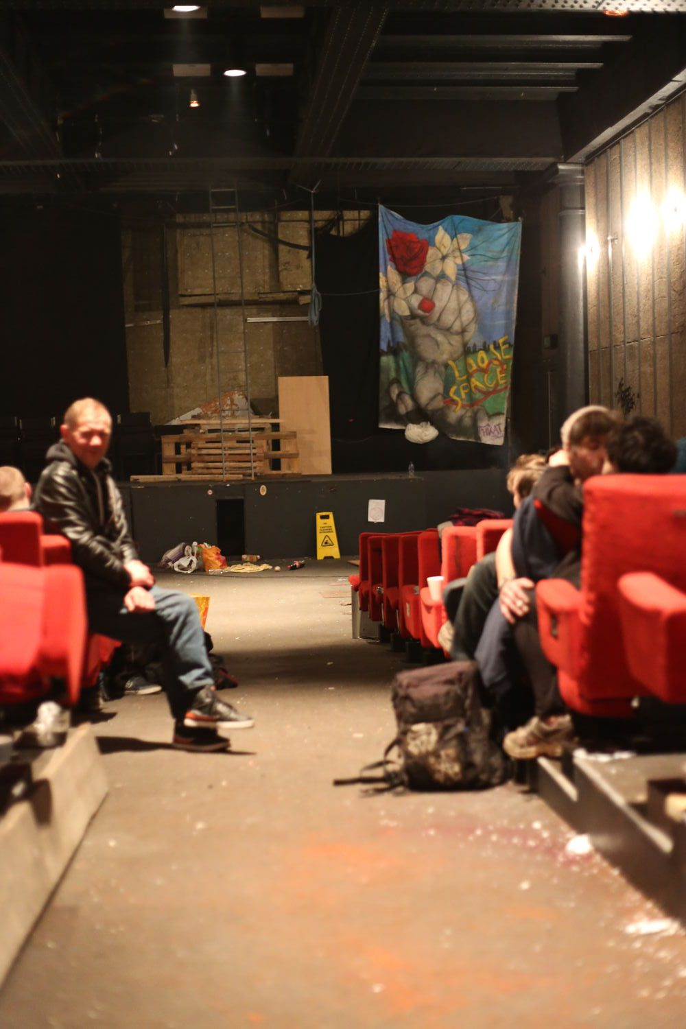 MANCHESTER loose space in The Cornerhouse Cinema